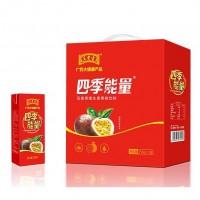 王老吉百香果饮料商务礼盒