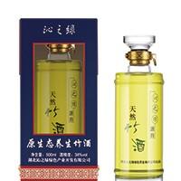 沁之绿-竹酒38度