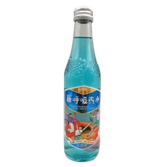 新呼吸汽水蓝莓味-275ml
