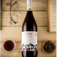 尚果纯酿桑葚酒干型