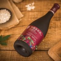 尚果桑葚半干红果酒
