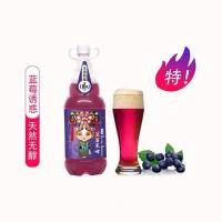 京德蓝莓诱惑果啤1.5L
