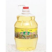 吉林桶酒小米黄金酒桶装白酒4000ML