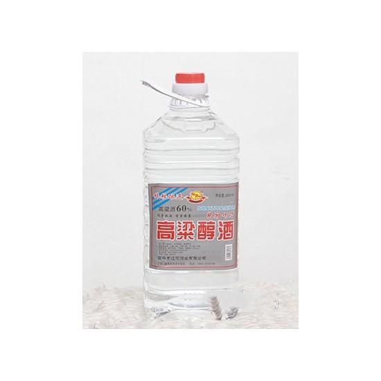 吉林桶酒高粱醇酒60度3500ML