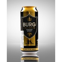 波格城堡黑啤酒