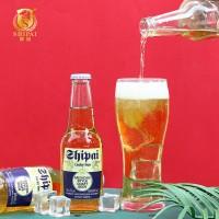 酒水批发 啤酒整箱 幸运狮啤酒 啤酒夜场啤酒狮派啤酒 瓶装啤酒