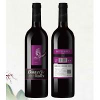 澳大利亚蝴蝶谷酒庄紫陌干红葡萄酒