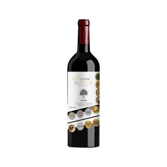 阿洛克酒庄·凯旋干红葡萄酒
